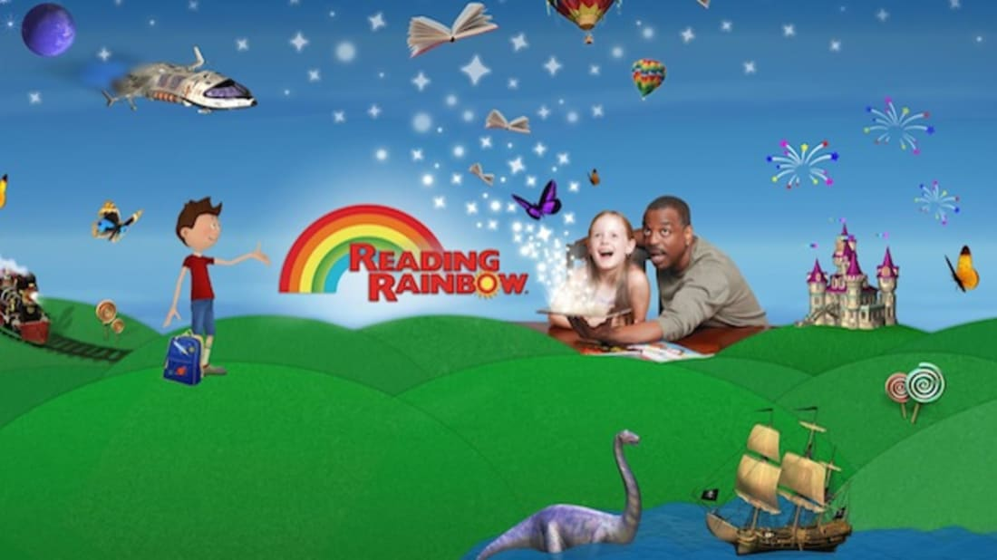 Reading Rainbow/Facebook