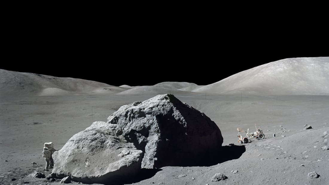 NASA/Eugene Cernan