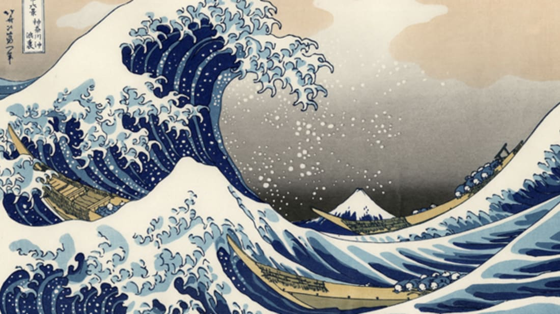 044af59265945 15 Things You Might Not Know About The Great Wave off Kanagawa. BY Kristy  Puchko