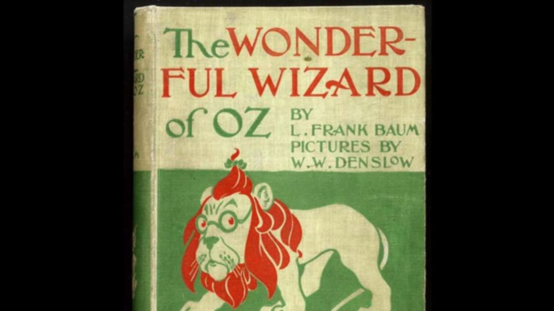 13 Facts About L  Frank Baum's 'Wonderful Wizard of Oz