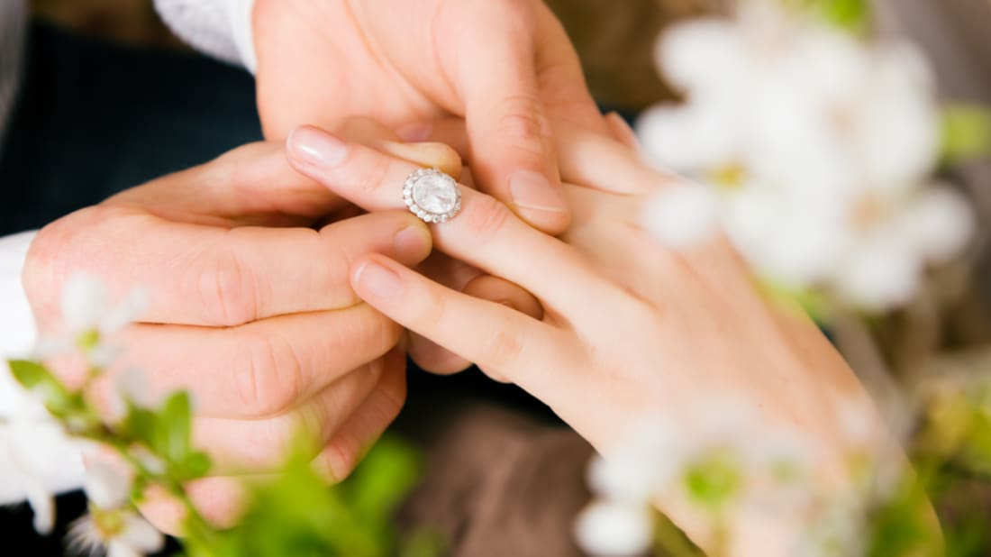 Why Engagement Rings Are Made With Diamonds | Mental Floss