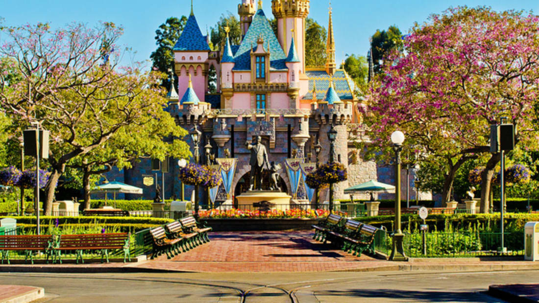 Photos From Opening Day At Disneyland Mental Floss