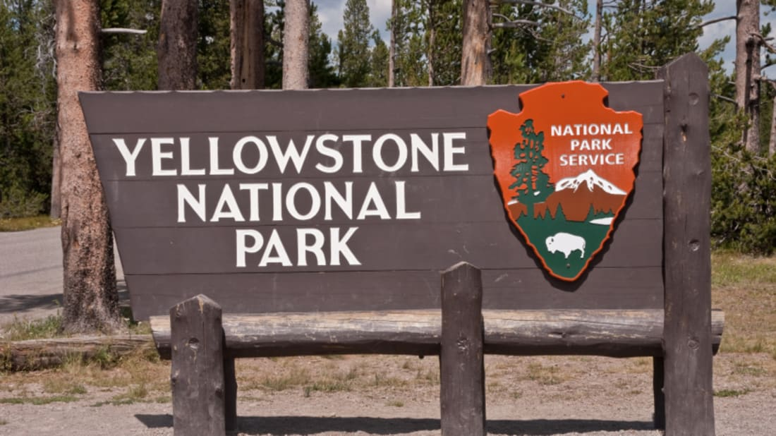 what state is yellowstone national park located