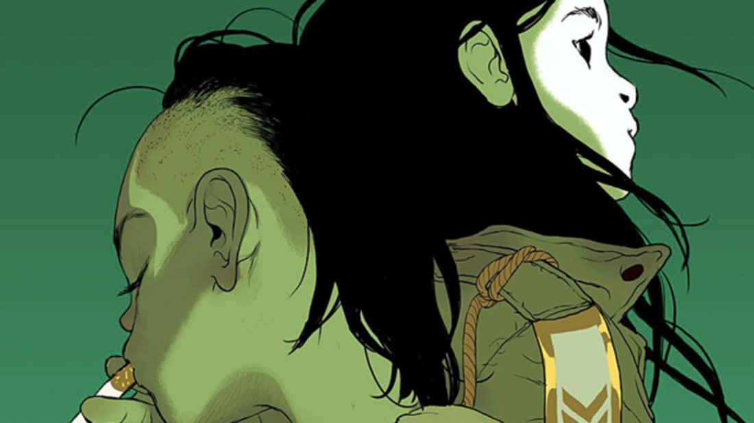 Tomer and Asaf Hanuka/First Second