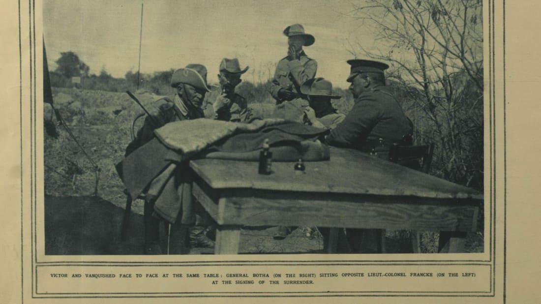 Illustrated First World War