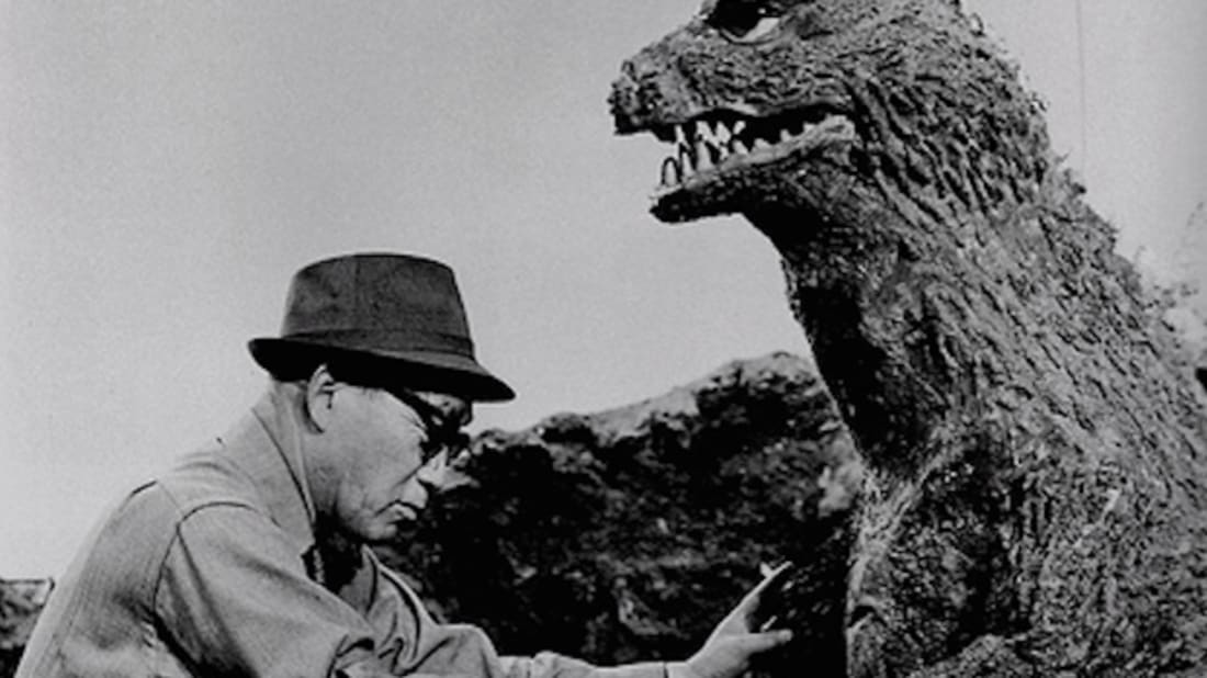 Image result for eiji tsuburaya