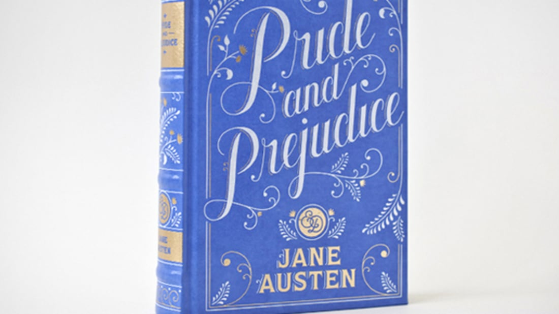 Jessica Hische for Barnes & Noble Leatherbound Classics Series