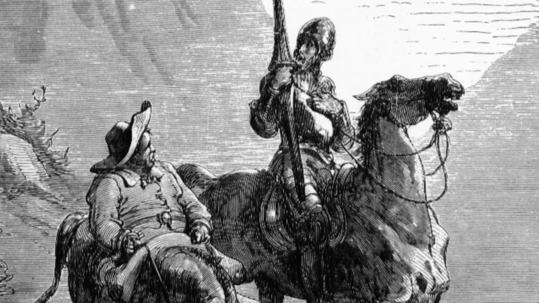 15 Things You Might Not Know About Don Quixote Mental Floss