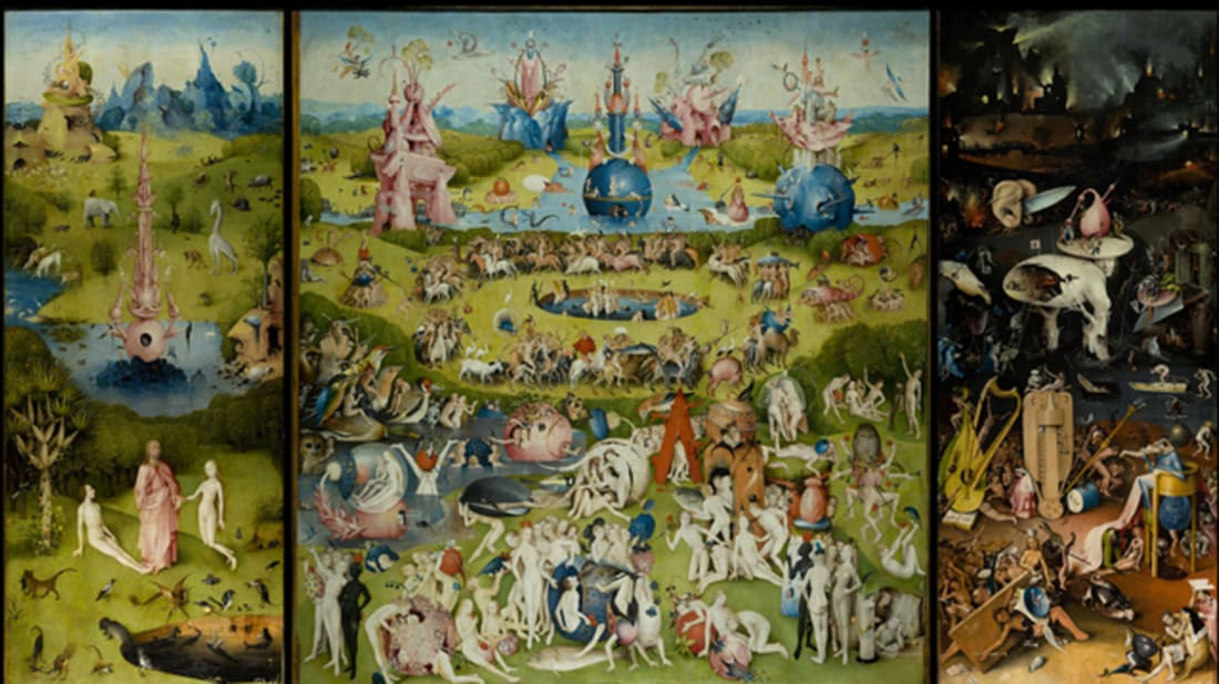 15 Things You Should Know About Bosch S The Garden Of Earthly Delights Mental Floss