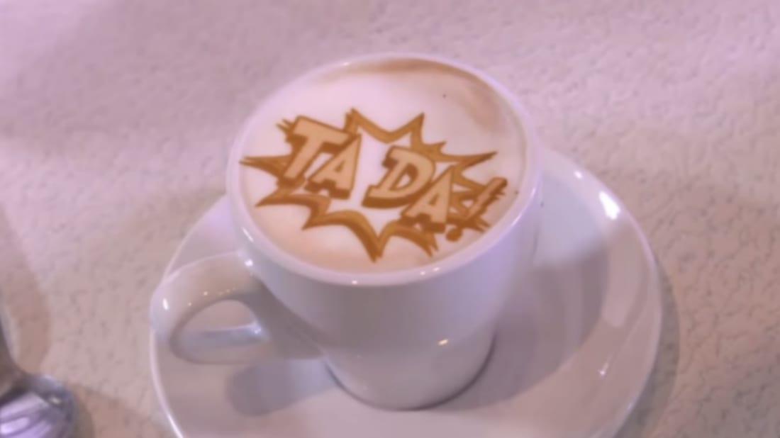 Coffee Ripples, YouTube