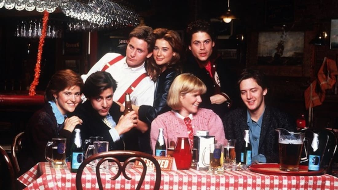 15 Burning Facts About 'St  Elmo's Fire' | Mental Floss
