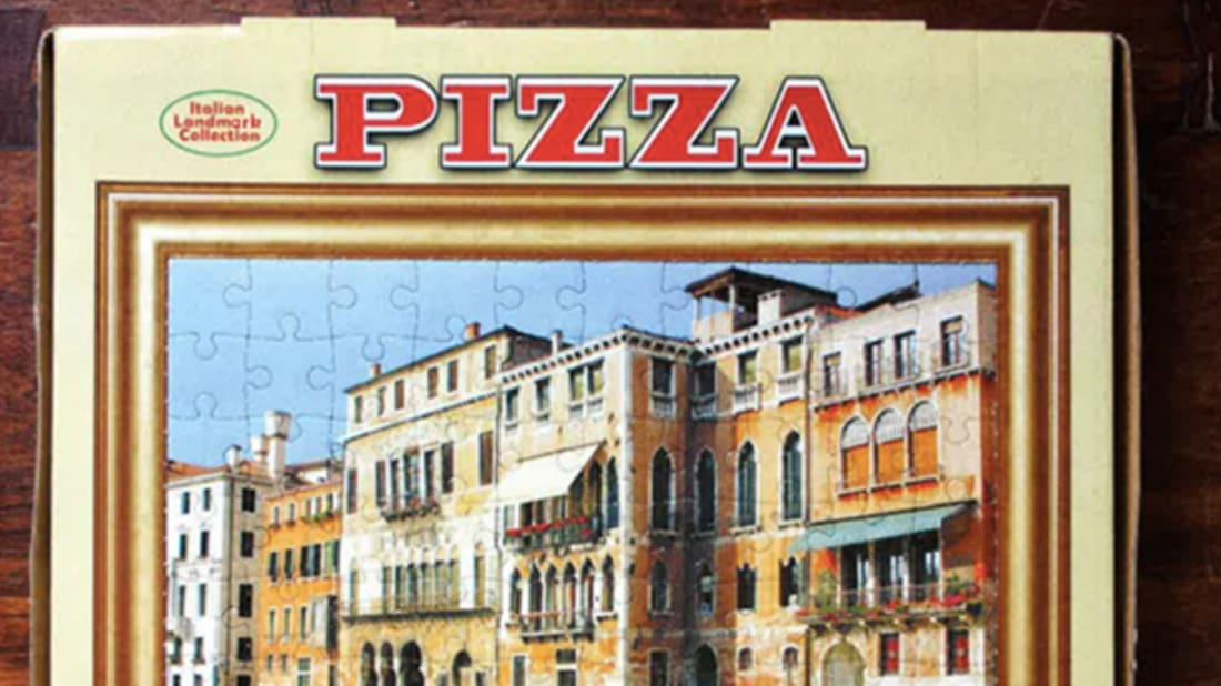 Viva La Pizza // Scott Weiner
