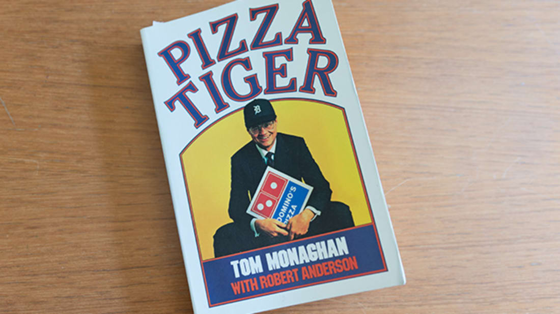 Pizza Tiger / Tom Monaghan and Robert Anderson