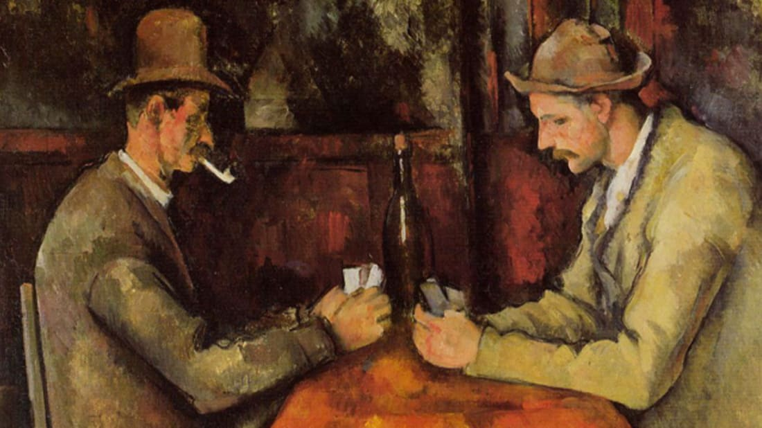15 Things You Should Know About Cézanne's The Card Players