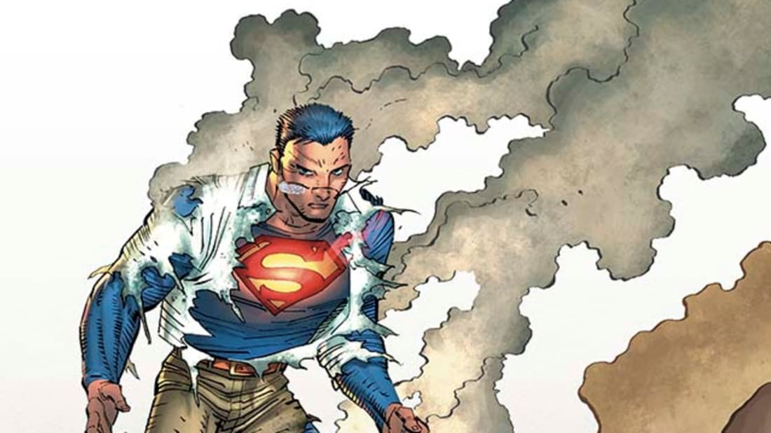 John Romita, Jr./DC Comics