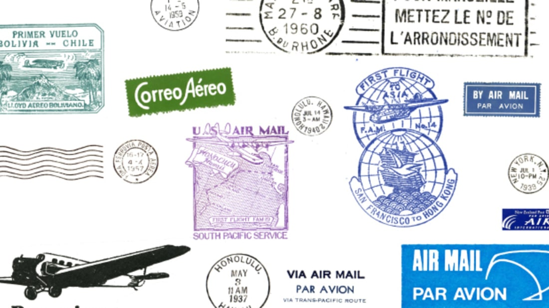 11 Stamp Stories Worth Retelling | Mental Floss