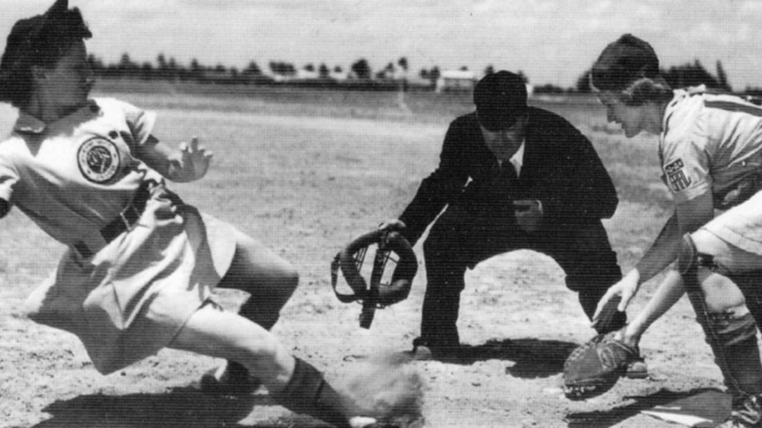 AAGPBL Official Website