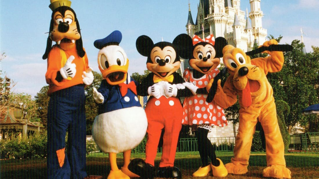 737e7c4e6 Behind the Magic: 15 Secrets of Disney Park Characters | Mental Floss