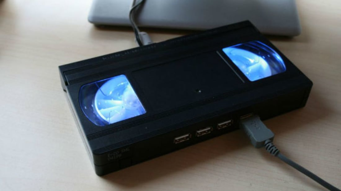 15 New Uses For Old Vhs Tapes Mental Floss