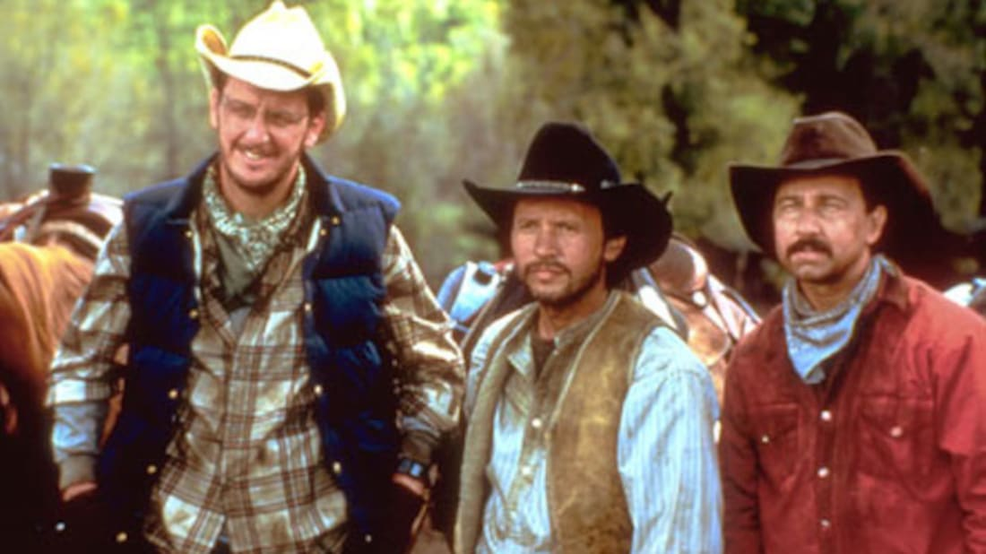 15 Fun Facts About City Slickers Mental Floss