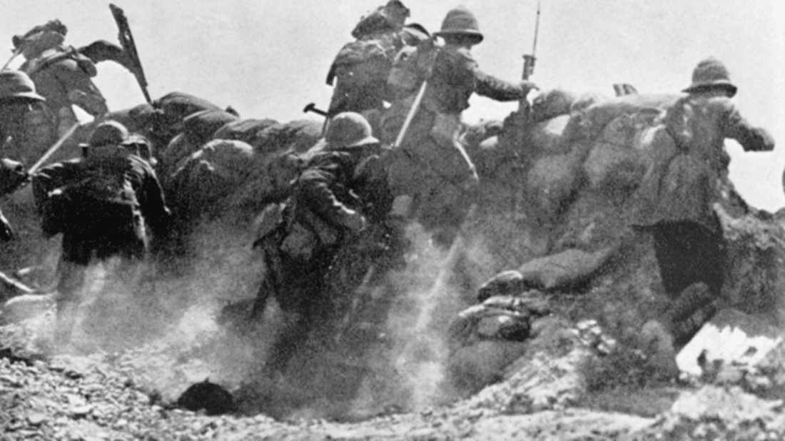 WWI Centennial: New Allied Attack at Gallipoli   Mental Floss
