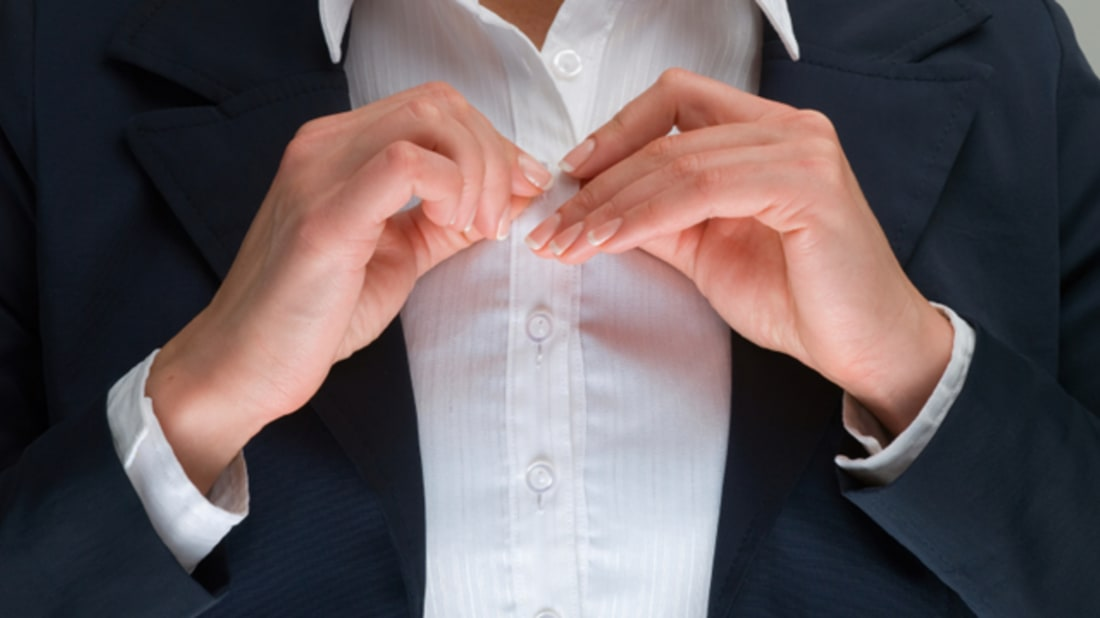33e03444614f17 Why Are Shirt Buttons On Different Sides For Men and Women? BY Caitlin  Schneider. June 10, 2015. ISTOCK