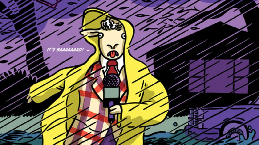 A Stormy History of Weather Reporting | Mental Floss