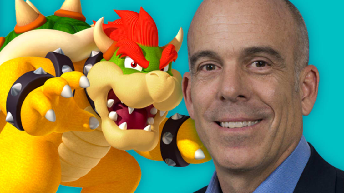 Business Wire (Doug Bowser) / Nintendo (Bowser)