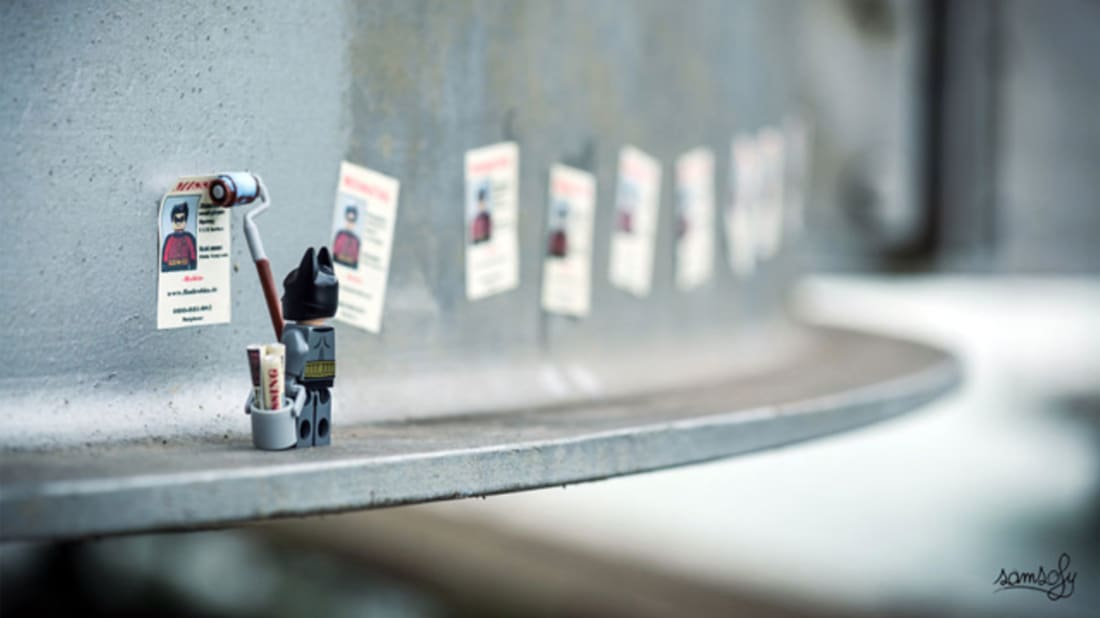 Lego Minifig Camera : Photographer puts lego minifigs in amusing situations mental floss