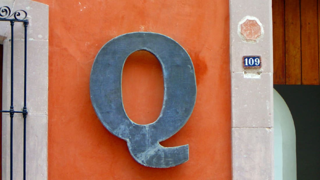 40 Quirky Q-Words To Add To Your Vocabulary | Mental Floss