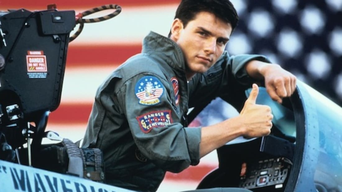 10 Facts About Top Gun on Its 30th Anniversary | Mental Floss