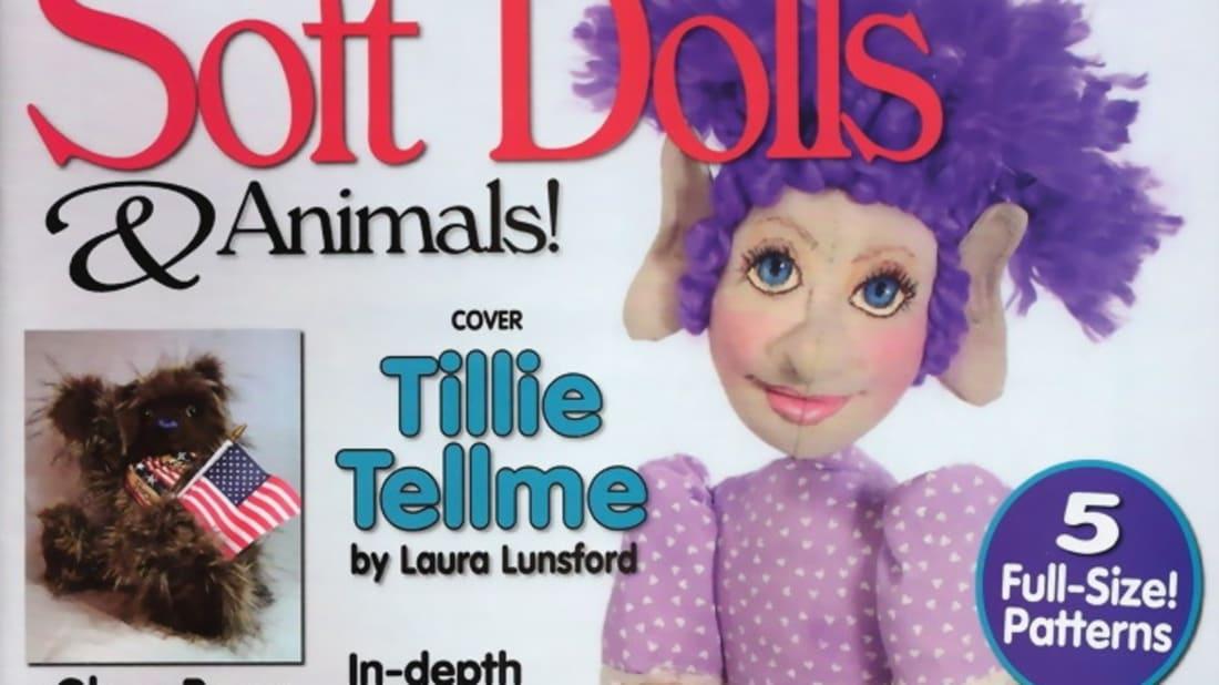 Soft Dolls & Animals