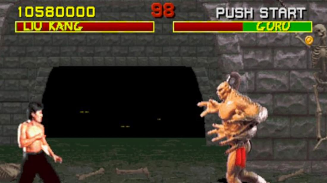 15 Things You Might Not Know About Mortal Kombat | Mental Floss