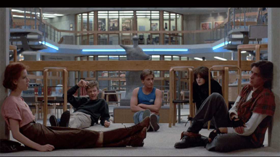 8 Slang Terms from 'The Breakfast Club,' Decoded