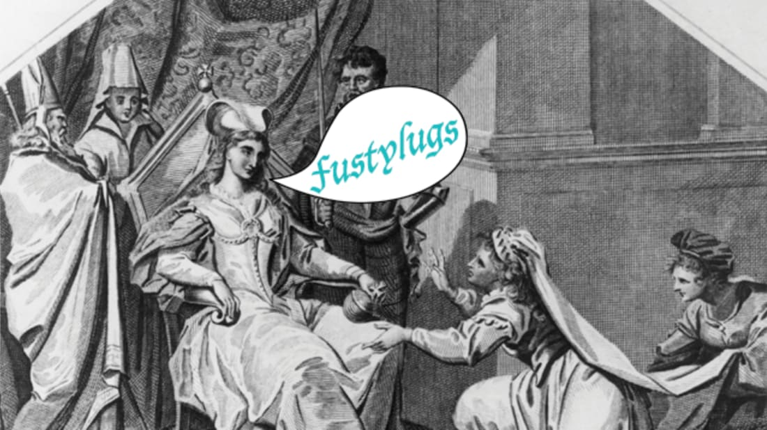42 Old English Insults | Mental Floss