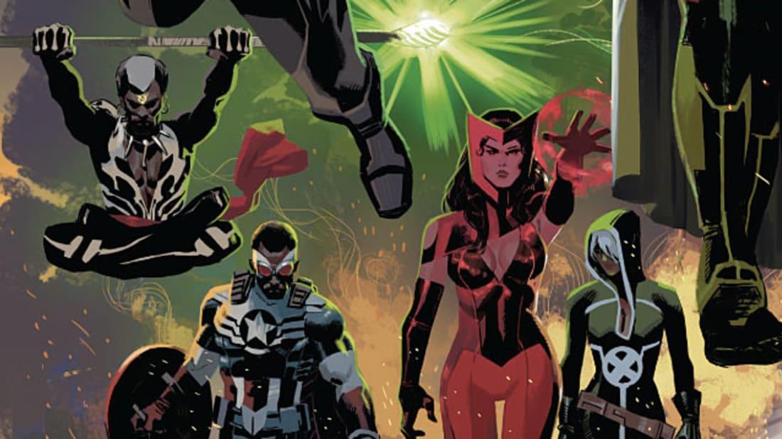 Daniel Acuna/Marvel Comics