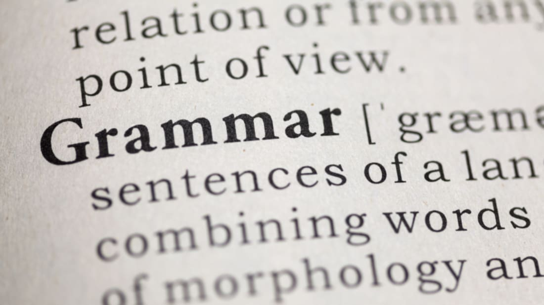 The Top 10 Grammar Myths