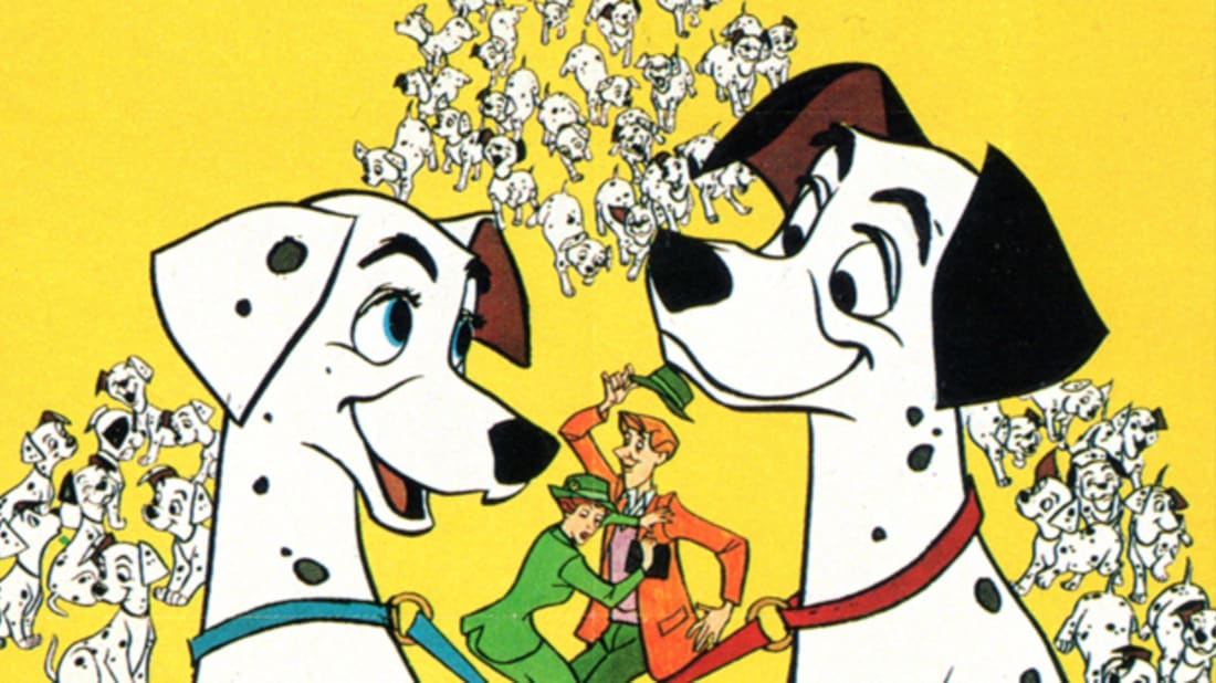 12 Black And White Facts About 101 Dalmatians Mental Floss