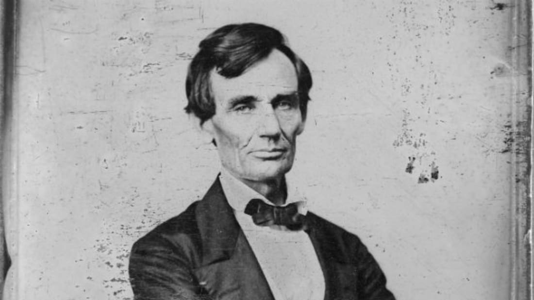 9 of Abraham Lincoln's Smartest (and Sassiest) Quotes