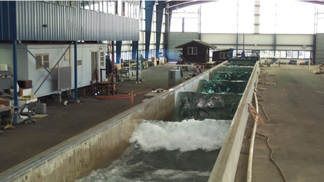 O.H. Hinsdale Wave Research Laboratory