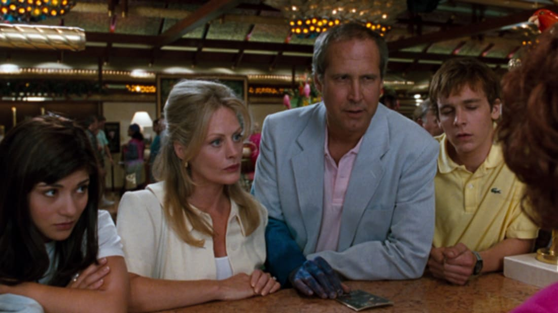 Audrey Griswold Christmas Vacation.15 Things You Probably Didn T Know About Vegas Vacation