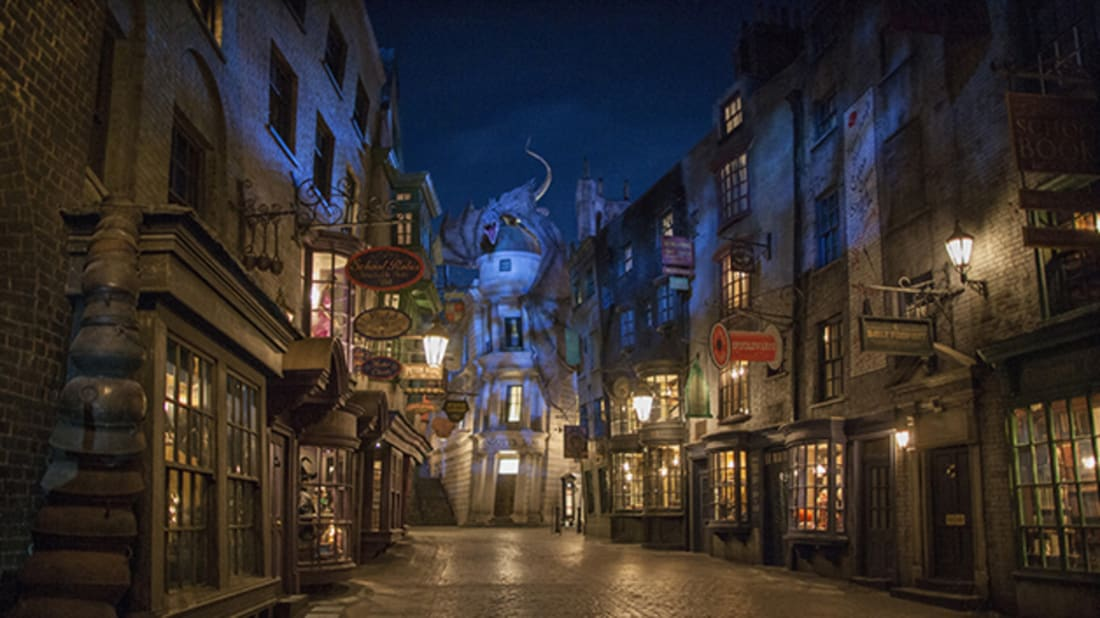 19 Amazing Details from The Wizarding World of Harry Potter
