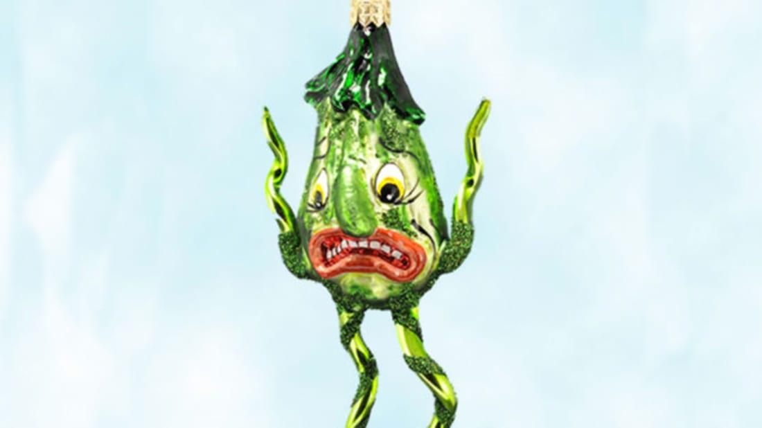 Wierd Christmas Ornament.16 Very Strange Christmas Ornaments You Can Buy Mental Floss