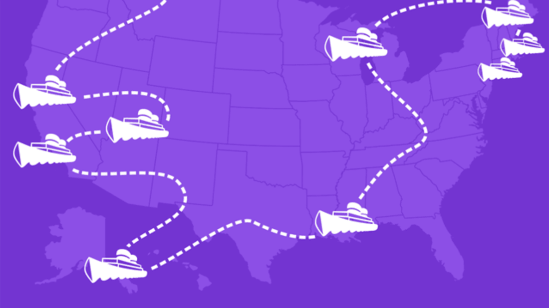 11 Beautiful Stops on a Tour of America's Most Incredible