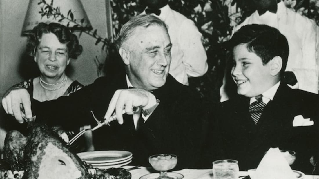 Happy Franksgiving: Why FDR Rescheduled Turkey Day | Mental Floss