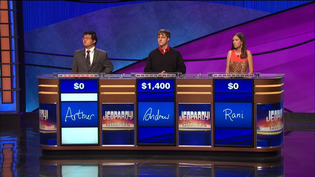 Jeopardy Productions, Inc.