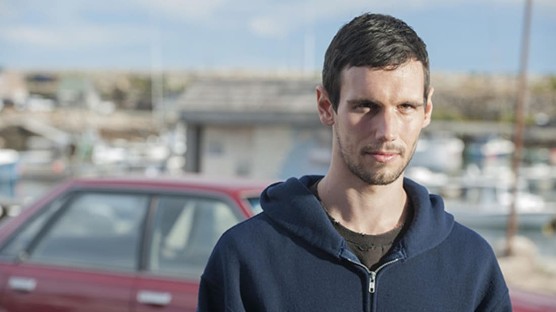 Cory Michael Smith in Olive Kitteridge. Photo courtesy of Jojo Whilden/HBO.