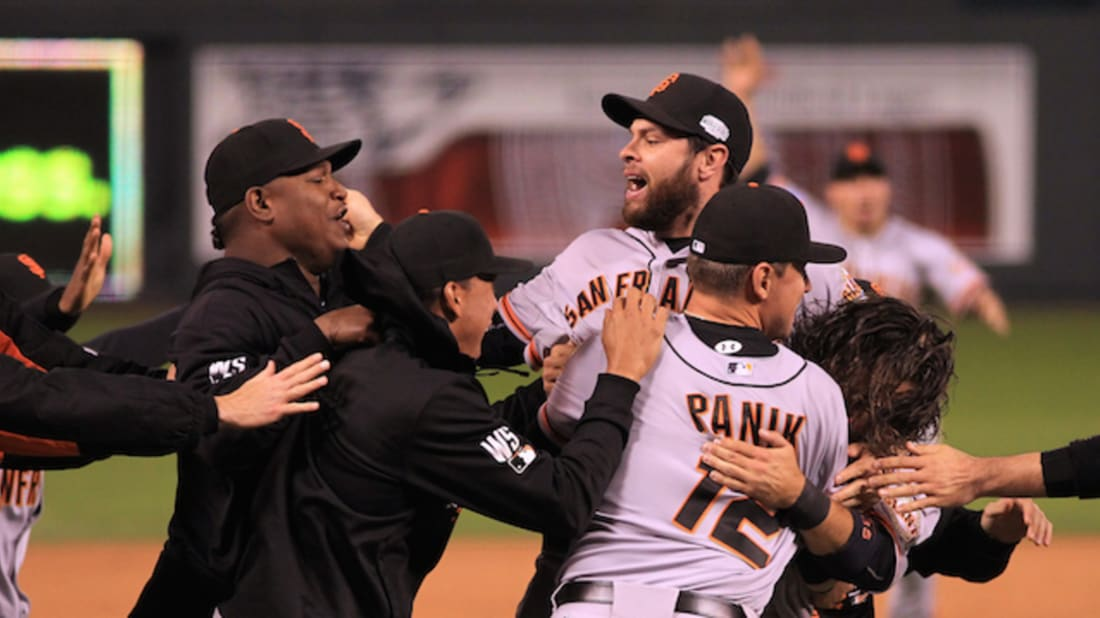 7ed603fc9bf932 25 Things You Might Not Know About The San Francisco Giants | Mental ...