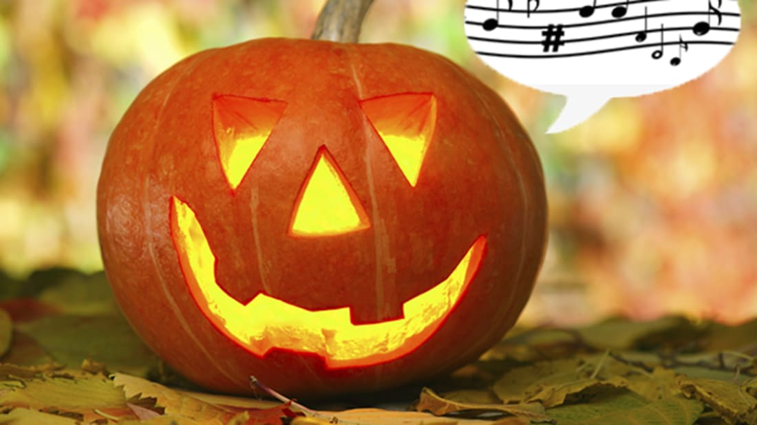 Halloween Spooky Pictures.15 Lesser Known Halloween Songs To Put You In A Spooky Mood
