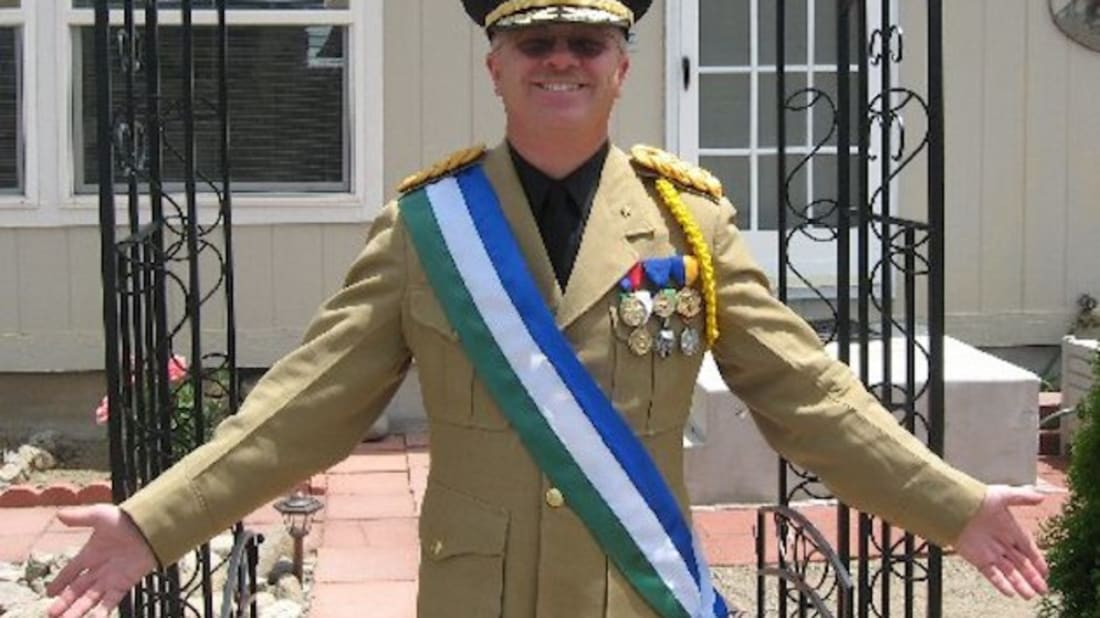 Republic of Molossia